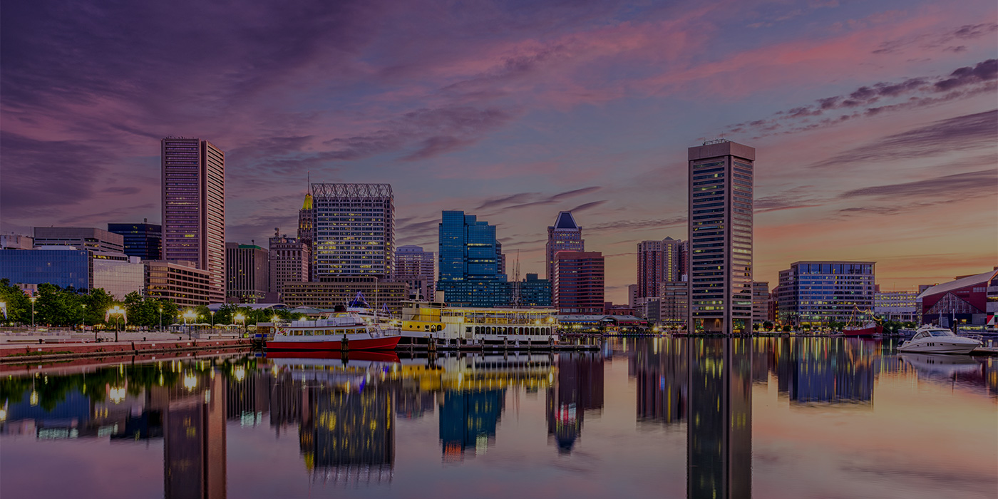 Baltimore, Maryland Personal Injury Lawyers.